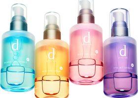 肌荒れに4タイプのアプローチ!資生堂『dプログラムの化粧水』の効果や口コミをチェック!